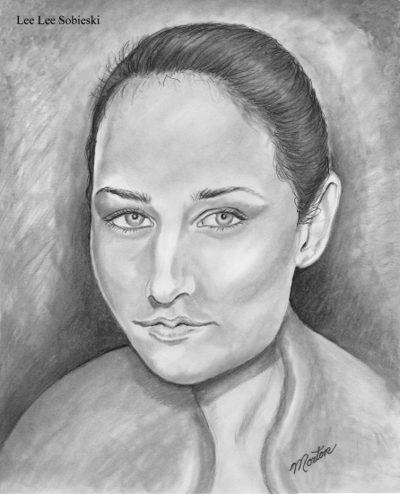 Leelee Sobieski par Christine